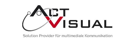Logo Actvisual GmbH