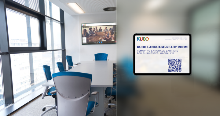 KUDO Language Ready Room