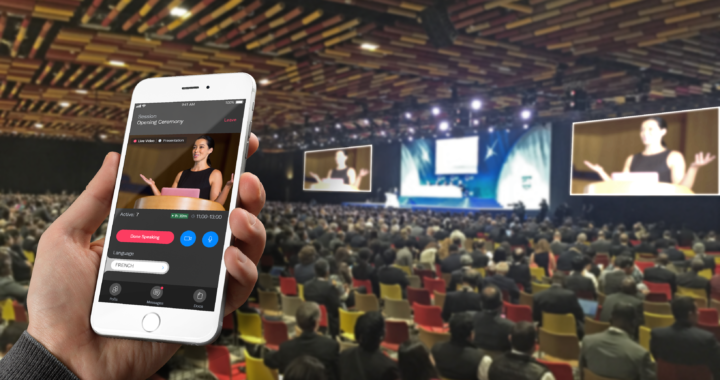 KUDO Multilingual Live Events