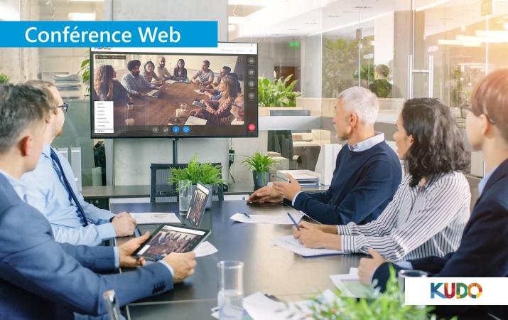 Kudo - Conférence Web