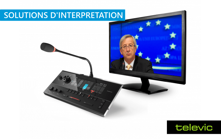 Televic - Traduction simultanée